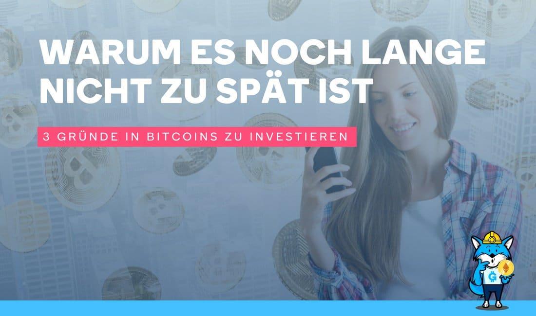 bitcoins wann investieren wie man in alle kryptowährungen investiert gibt es eine tropfinvestition für bitcoin?