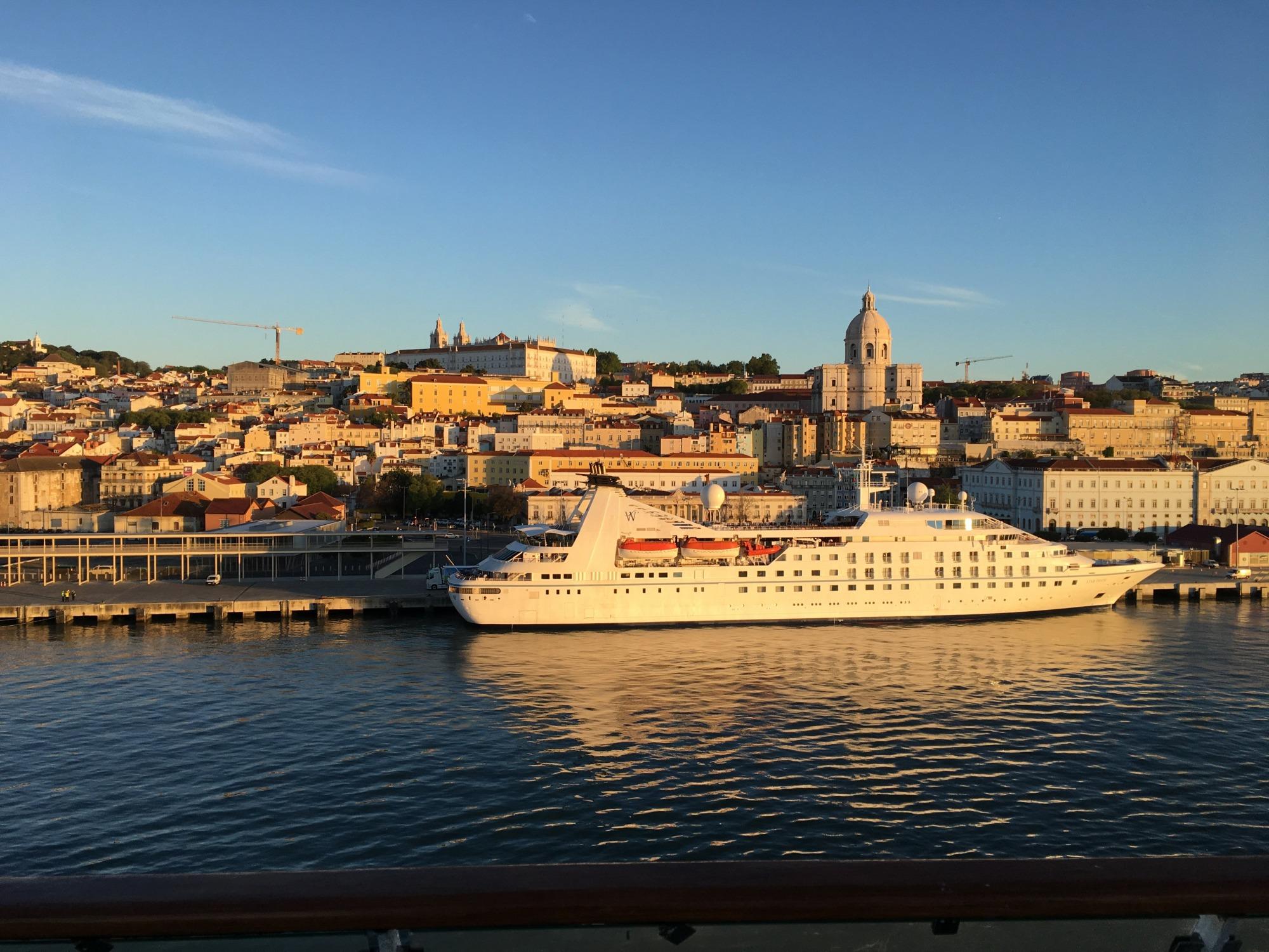 Nomad Cruise Hafen