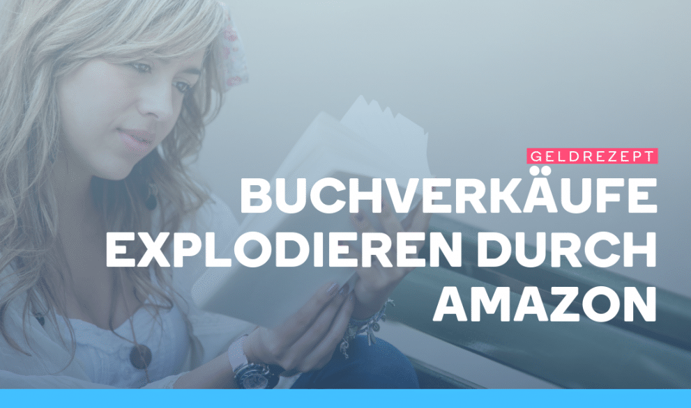 Buchverkäufe explodieren durch Amazon – Passives Einkommen durch Bücher im Mai & Juni 2019
