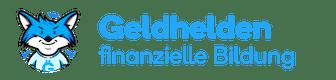 Logo: Geldhelden Finanzielle Bildung