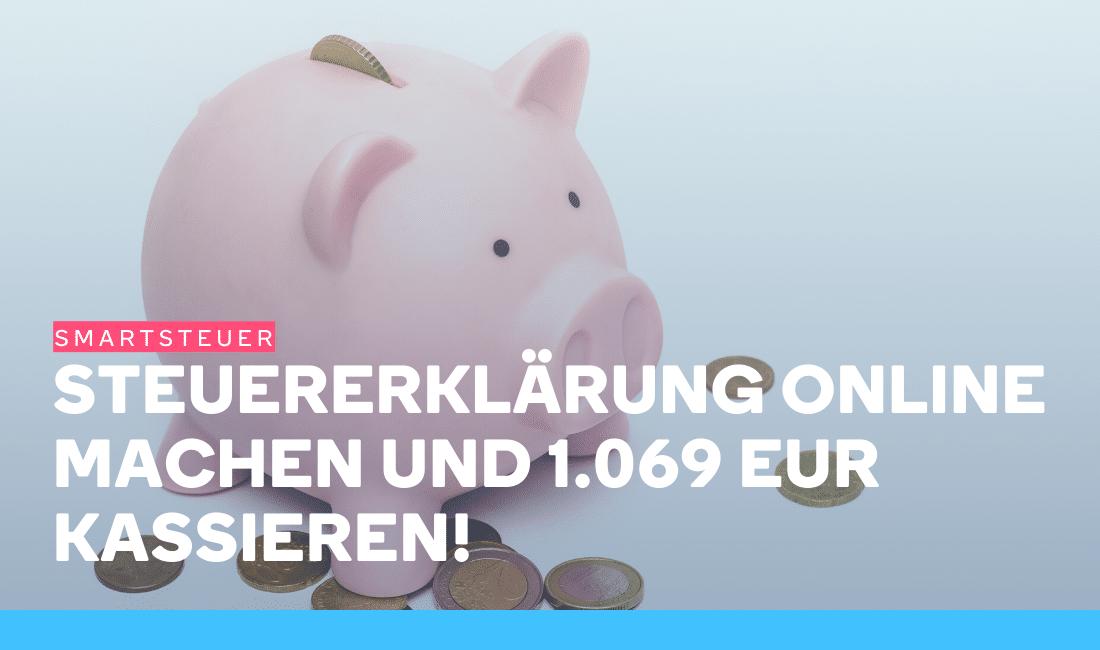 Sparschwein mit Euro Münzen