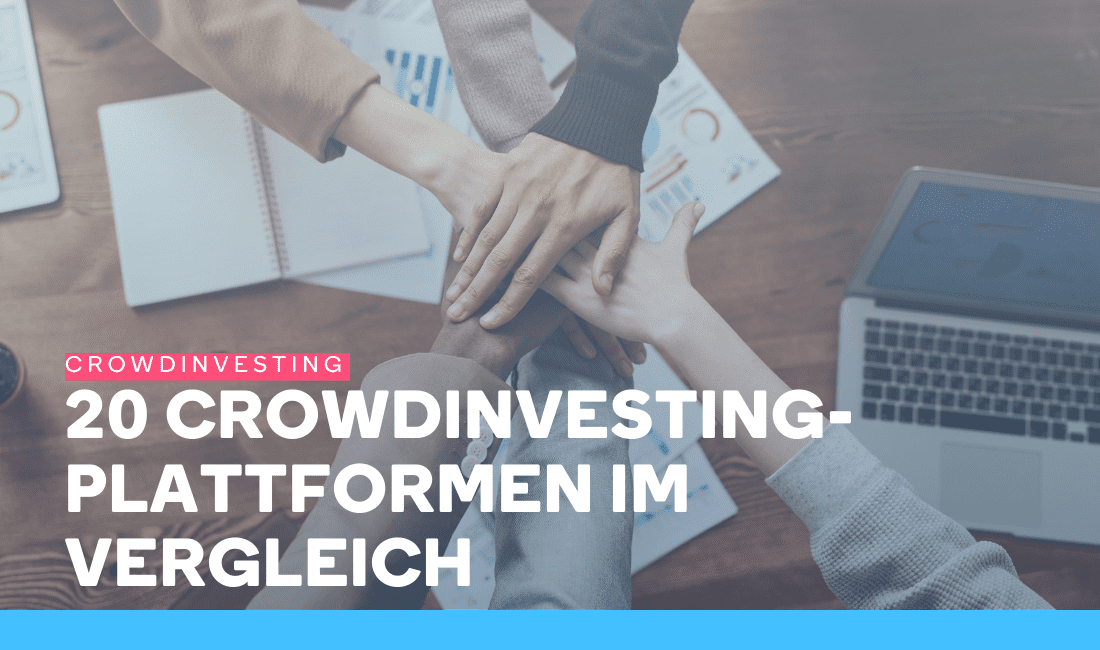 Gruppe investiert in Crowdinvesting-Plattformen