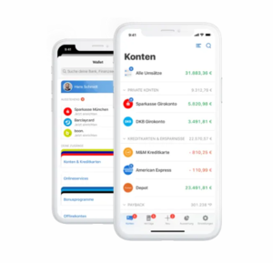 private Finanzplanung mit Outbank