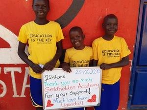 Wir spenden regelmäßig an internationale Hilfsprojekte - Hilf mit!