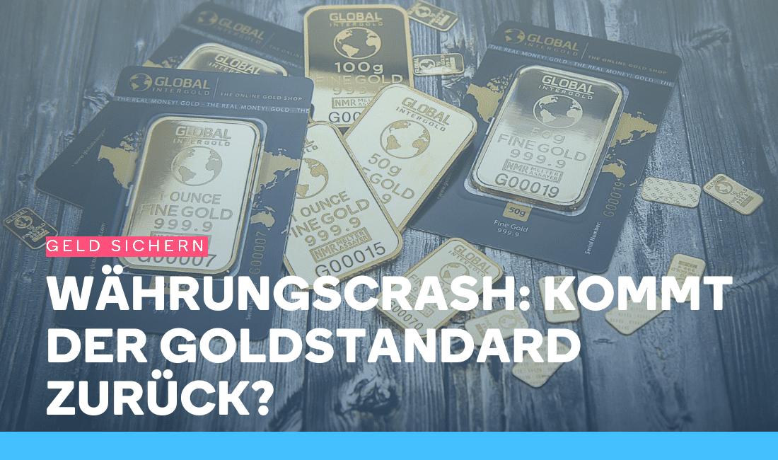 Beispiel Goldstandard
