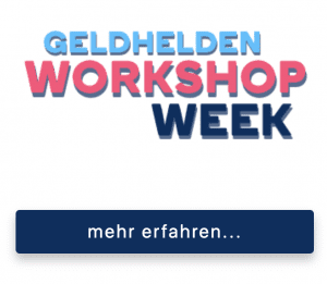 Logo der Geldhelden Workshop Week