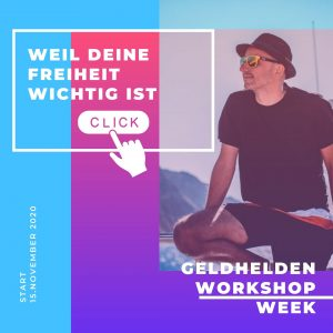 Geldhelden Workshop Week