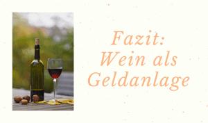 Weinflasche steht halbleer neben Weinglas
