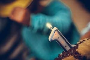Kerze symbolisierst, dass man nur ein N6 Konto eröffnen kann