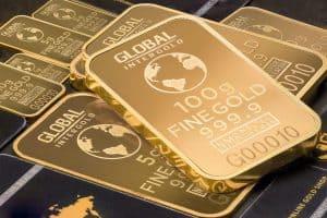 Gold, um Geld zu vermehren