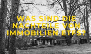 Eine verlassene Villa zwischen verwitterten Birken