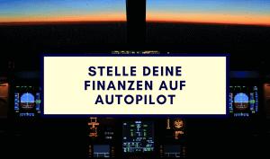 Flugzeug Cockpit