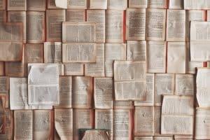 Als Spartipp für Studenten kauft Student nur noch gebrauchte Bücher