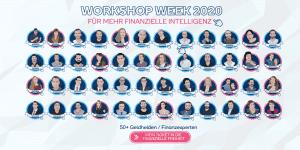 Alle Geldhelden der Geldhelden Workshop Week
