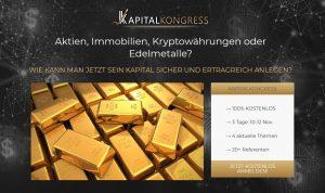 Titelbild des Online-Kongresses Kapitalkongress