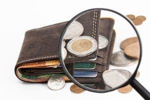 Ausgabenkontrolle und einnahmen erhöhen