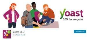 Das Plugin Yoast SEO, um Bloggen Geld zu verdienen
