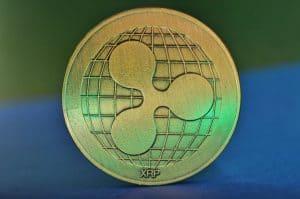 Eine Münze Ripple