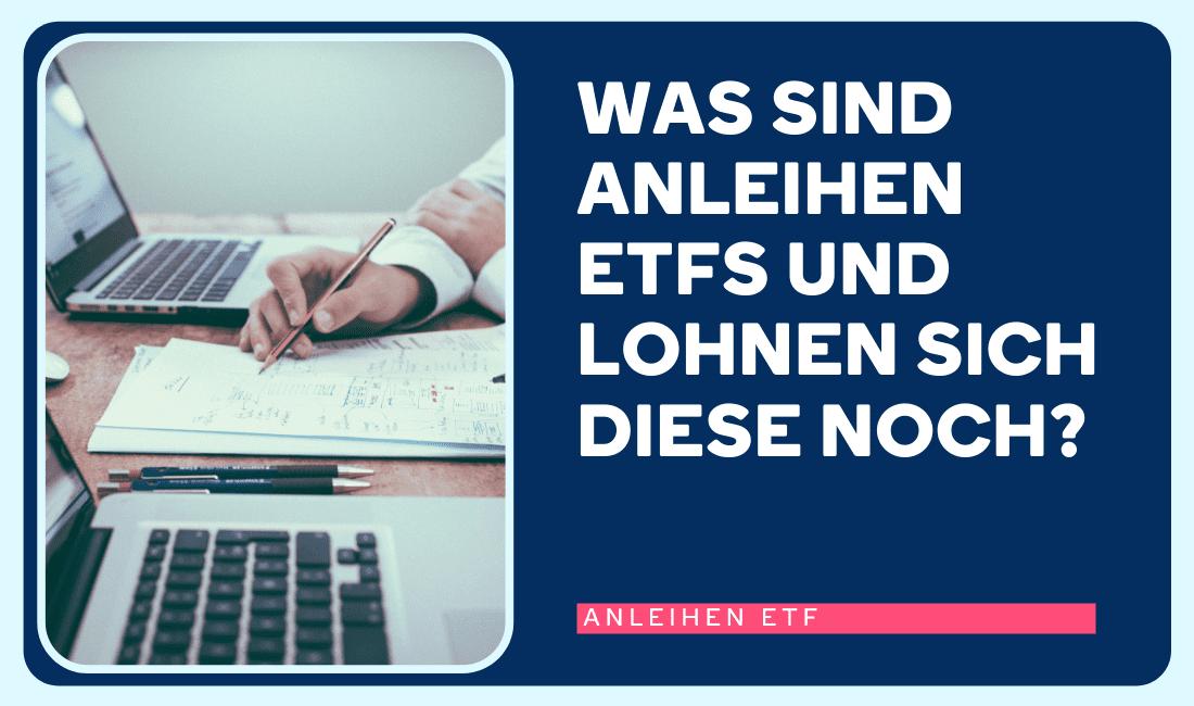 was ist ein Anleihen ETF