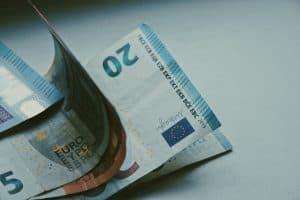 Geld ausbezahlen