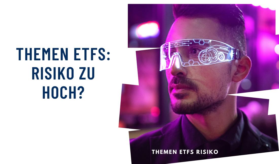 Titelbild Themen ETFs Risiko